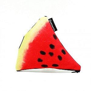 Estojo fatia de melancia