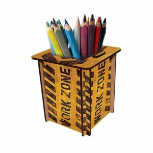 Porta canetas work zone