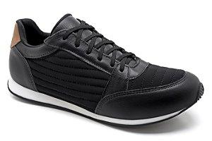 Sneaker Marina Mello - Lycra Preto | Matelace