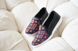 Slip On Marina Mello - Tricot