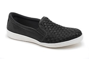 Slip On Marina Mello - Tressê Preto