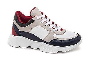 C20001 - Chunky Sneaker Dark Blue