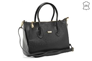 Bolsa London Marina Mello - Preto