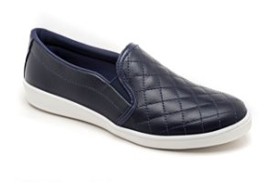 C12017 - Slip On Marina Mello - Dark Blue | Matelace