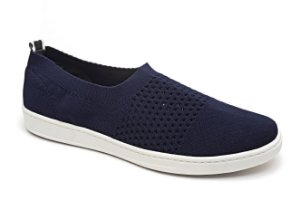 C12107 - Slip On Marina Mello - Dark Blue