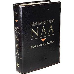 Bíblia de Estudo NAA (Nova Almeida Atualizada)