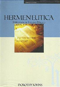 Hermenêutica - Como interpretar a Bíblia - ICI