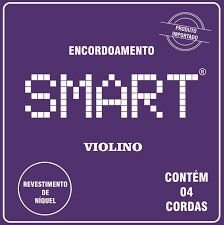 Encordoamento Smart Violino 4 Cordas
