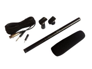 Microfone Shotgun SoundVoice MSG36
