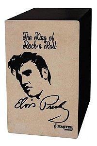 Cajon Eletrico Master - Elvis