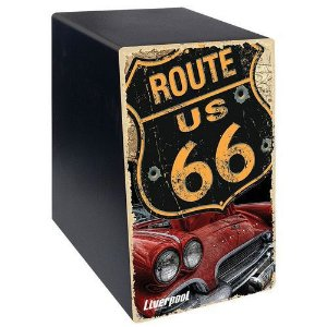 Mini Cajon liverpool - Route US 66
