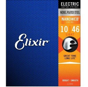 Encordoamento Elixir 010 Guitarra Light