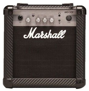 Cubo Marshall Para Guitarra MG10CF 10 Watts