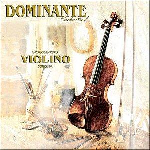 Encordoamento Violino Dominante Orchestral