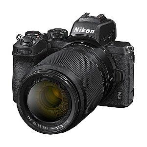 Câmera Digital Nikon Z50 Kit 16-50MM F/3.5-6.3 VR + 50-250MM F/4.5-6.3 VR