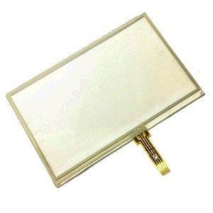 Tela touch Multilaser 4.3 - Tracker/TV