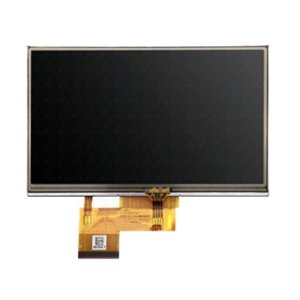 "Tela Display LCD+Touch Garmin Nuvi 2580TV/2597LT 5"""