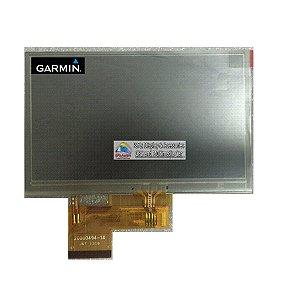 "Tela Display LCD+Touch Garmin Nuvi 1300 Series 4.3"""