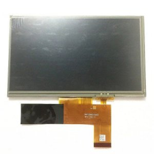 """Tela Display LCD+Touch Multilaser 7.0"""" Tracker TV"""