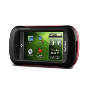 """GPS Garmin Montana 680 + Câmera de 8MP de 4"""" e Gerenciador de Rastreio+BlueChart g2 HD 2020.0"""