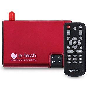 Receptor Sintonizador de TV Digital para Central Multimídia