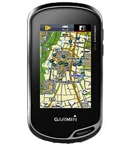 GPS Esportivo Garmin Oregon 750 - 1.7GB Touchscreen com Wi-Fi com Topoactive SAM 2020 + BlueChart Costa Leste 2020.0