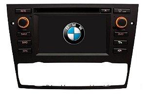 Central Multimídia Winca S170 BMW Serie 3 Ar Digital Android 8.1+ TV Full Mapa 2020