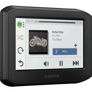 """GPS Garmin Zumo 396LMT-S Preto para Motocicleta 4.3"""" Bluetooth com mapa vitalício América do Sul"""