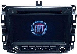 "Central Multimídia Winca RL Fiat Mobi/Toro 2017-2018 Android 8.1 Tela 7"" Primo Start 2020."