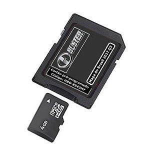 Cartão Hbuster 2019 Multimídia Hyundai iX35 SD Card HBO-8942