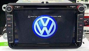 """Central Multimídia Winca S160 Volkswagen Jetta/Amarok/Tiguan Android 4.4 Tela 8"""""""