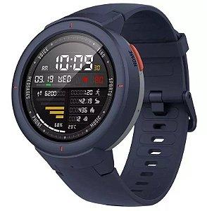 Smartwatch Xiaomi Amazfit Verge IOS Android GPS - Azul