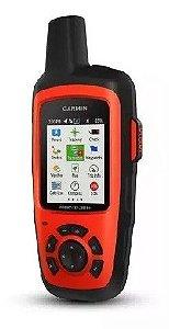 GPS Garmin inReach Explorer+ Comunicação por Satélites GPS com Rastreador e Mapas TOPO