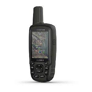Gps Portátil Garmin Gpsmap 64CSX Altimetro Barométrico com Camera e 8GB Interno + Topo SA 2020 e BlueChart G2 HD 2020.0