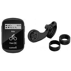 """Ciclocomputador Garmin Edge 130 Plus com Kit Ciclismo Tela 1.8"""" com GPS Compatível com VIRB + Cinta"""