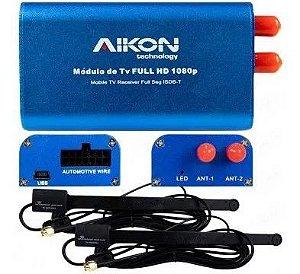 Receptor De Tv Digital Full HD Aikon/Winca AKF-UN2 1080p