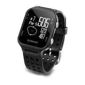 Relógio Garmin Approach S20 Preto com PVD e Centenas de Funções para Golf + GPS Integrado - Lançamento