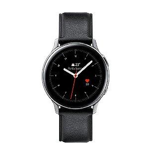 Smartwatch Samsung Galaxy Watch ACTIVE2 Aço Inoxidável SM-R820NS - Prata