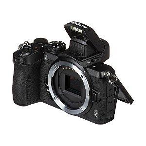 """Câmera Digital Profissional Nikon Z50 20.9MP 3.2"""" - Somente o corpo"""