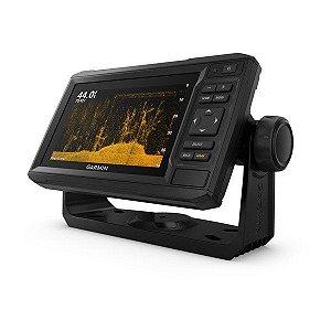"GPS Garmin Echomap 73CV Plus HD Tela de 7.3"" com Transdutor GT22-TM"