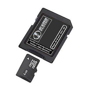 Cartão Hbuster 2020 Multimídia Toyota Hilux SD Card HBO-8920