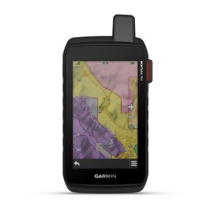 """GPS Garmin Montana 700i + Câmera de 8MP de 5"""" e Gerenciador de Rastreio InReach SOS 16GB + Blue Chart G3 HD 2021.0"""