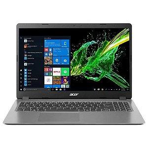 """Notebook Acer Aspire 3 A315-56-594W Intel Core i5 1.0GHz, Memória 8GB, SSD 256GB, Tela de 15.6"""" e Windows 10"""