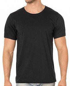Camisetas Lisa - 4 Cores- Algodão fio 30.1 Alta qualidade