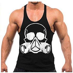 Regata cavada Musculação Fitness Radiação