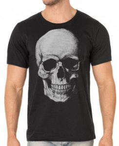 Camiseta Caveira