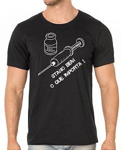 Camiseta Stano bem o que importa