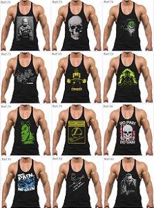 Kit regatas e camisetas para seu treino ou passeio! Regatas e ... 8248d9a4c2f