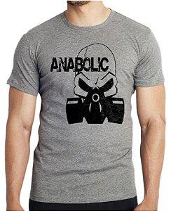 Camiseta cinza Anabolic