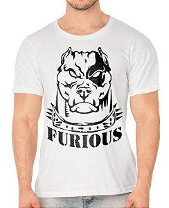 Camiseta Pitbull Furius